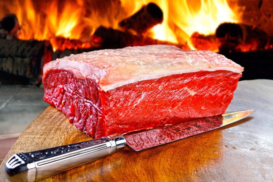 Cómo sellar la carne