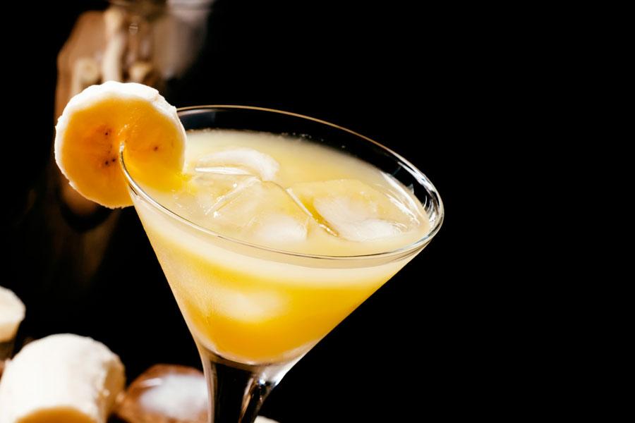 Cómo preparar Licor de Banana