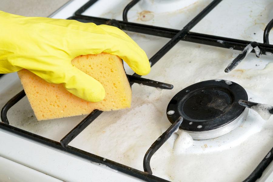 Trucos de limpieza para los quemadores de la cocina. Cómo limpiar los quemadores de la cocina con trucos caseros.