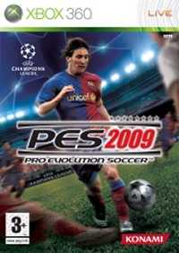 Logros para PES 2009 - Logros Xbox 360