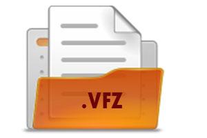 Como abrir archivos VFZ
