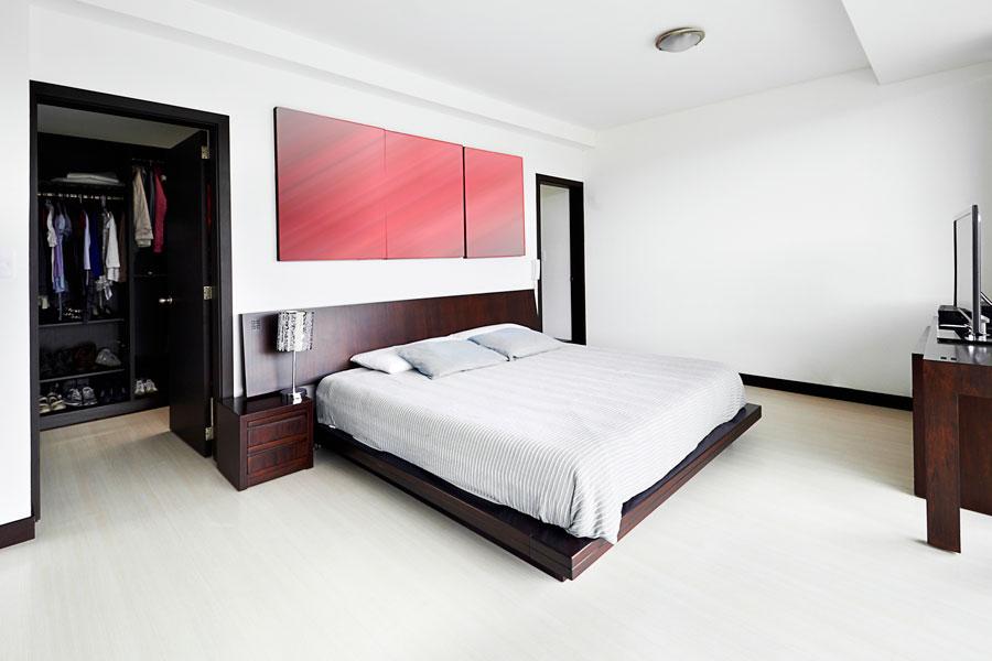 Baños Lujo Vestidores:Como aprovechar el espacio en un dormitorio