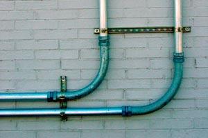 Cómo reparar tuberías externas