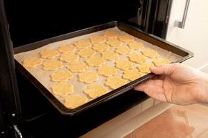 Cómo hornear o cocinar galletas. Consejos.