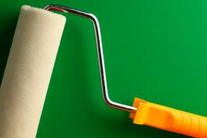 Cómo utilizar un rodillo para pintar