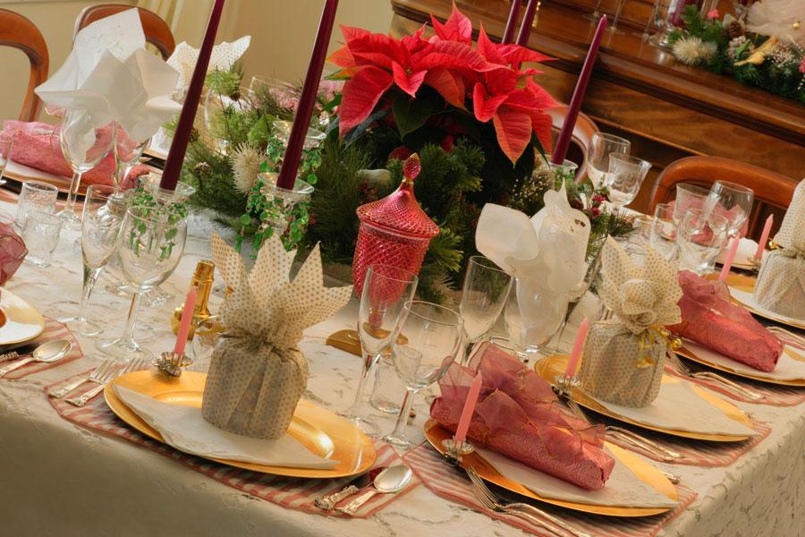 C mo preparar centros de mesa originales para navidad - Mesas para navidad ...