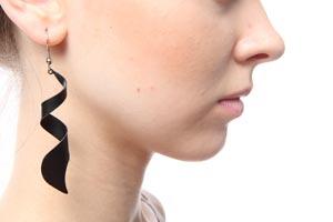 Como combinar los aros con la forma de la cara