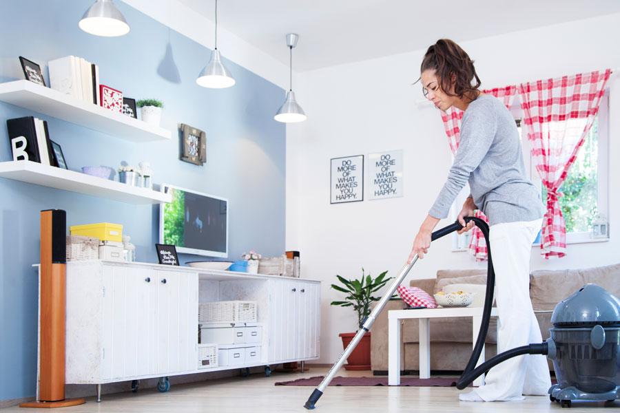C mo organizar el hogar si trabajamos fuera de casa - Organizar limpieza casa ...