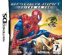 Trucos para Spiderman Amigo o Enemigo - Trucos DS