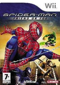 Trucos para Spiderman Friend or Foe - Trucos Wii