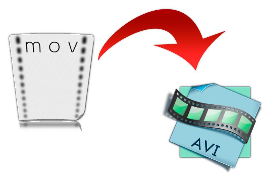 Como convertir archivos mov a avi. Como pasar de mov a avi. Programa para convertir videos de mov a avi. Transformar mov a avi