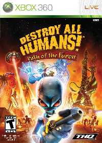 Trucos para Destroy All Humans! Path of the Furon - Trucos Xbox 360