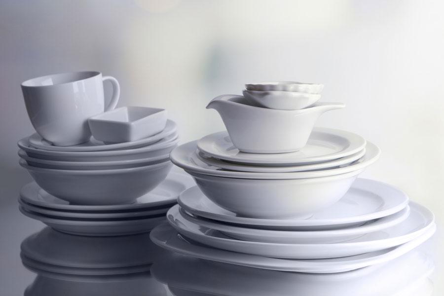 Cómo renovar la vajilla de porcelana
