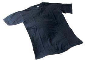 Cómo recuperar la intensidad del color negro de la ropa