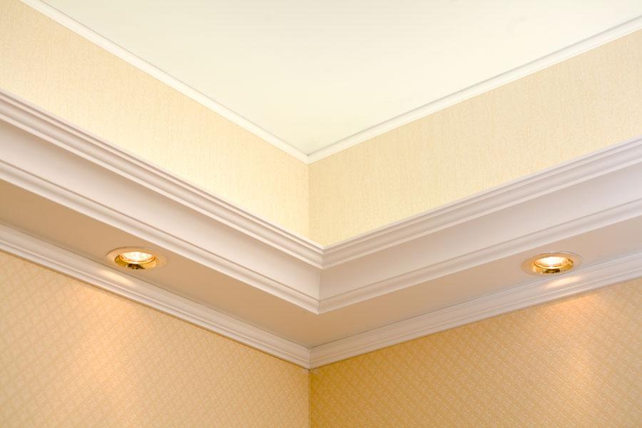 C mo decorar techos y cielorrasos - Decorar el techo ...