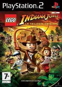 Trucos de Lego Indiana Jones: La trilogía original - Trucos PS2