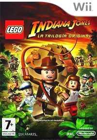 Trucos de Lego Indiana Jones: La trilogía original - Trucos Wii