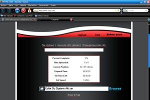 Cómo subir una archivo a varios servidores de descarga directa al mismo tiempo