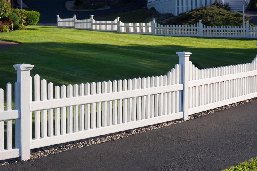 Consejos para dise ar y colocar una cerca para nuestra - Cercas de jardin ...