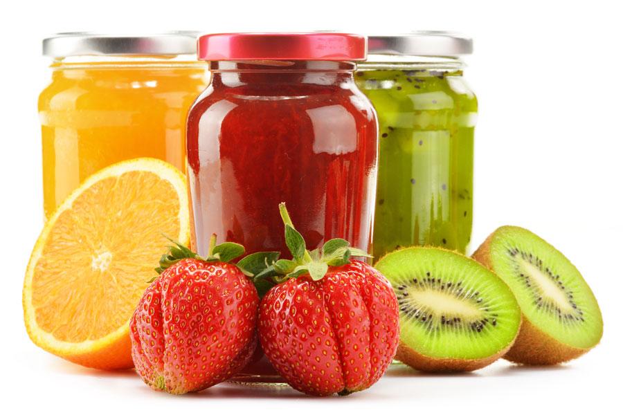 Cómo hacer una Jalea de Frutas natural