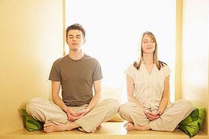 Cómo mejorar la relación de pareja con meditación