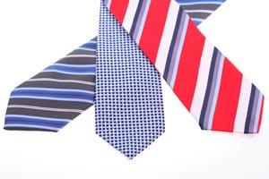 Cómo planchar una corbata