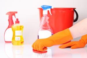 Cómo no combinar los limpiadores