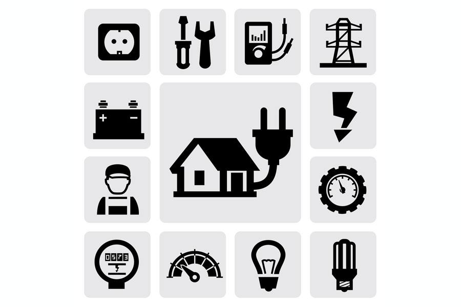Como saber que significa cada termino eléctrico