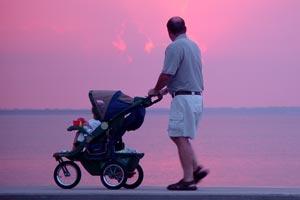 Cómo transportar a un bebé