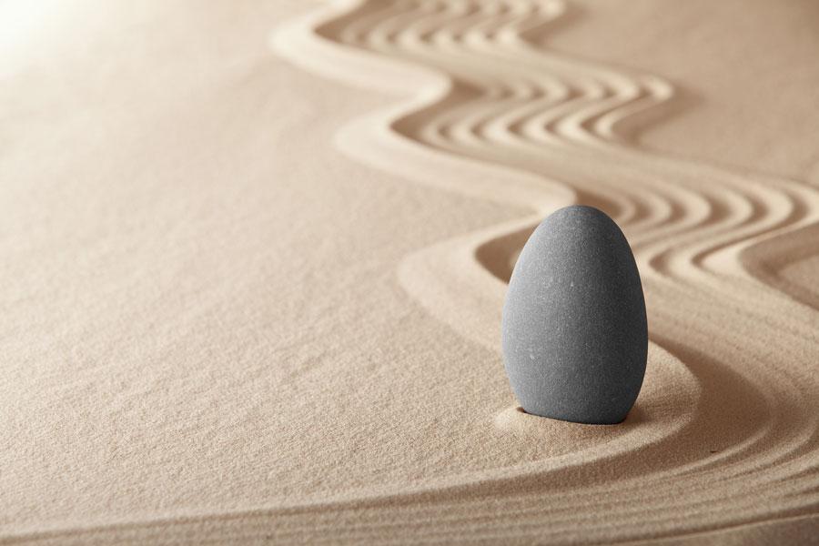 C mo hacer un jard n zen - Para que sirve un jardin zen ...
