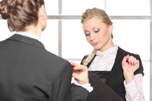 Preguntas sobre el empleo pretendido en entrevistas de trabajo