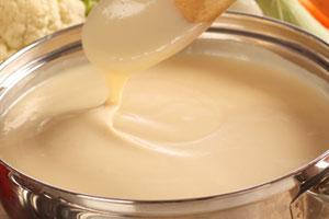 Cómo preparar Salsa Blanca en el Microondas