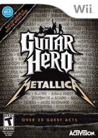 Trucos para Guitar Hero: Metallica - Trucos Wii