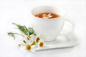 Cómo preparar té de manzanilla