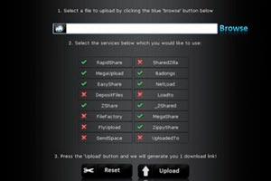Cómo subir un archivo a varios servidores de alojamiento gratuito
