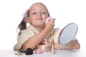 Cómo maquillarse como un hada