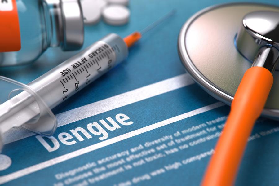 Síntomas del Dengue clásico y Dengue Hemorrágico
