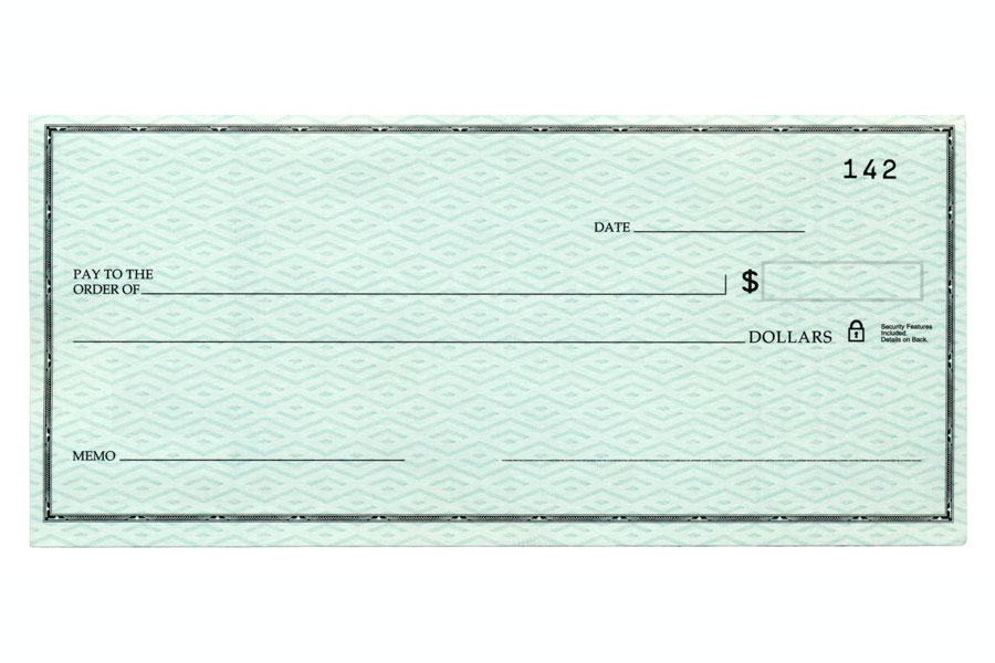 Cómo hacer el cheque de la abundancia