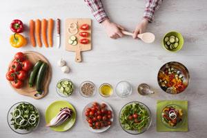 Cómo tener una dieta vegan balanceada