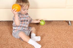 Cómo estimular a un bebé de 8 meses