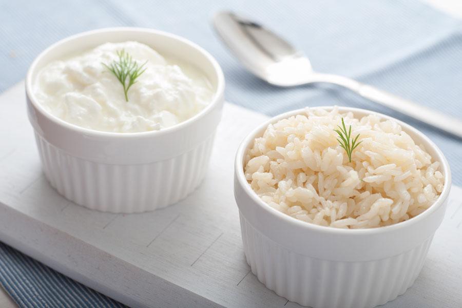 Cómo preparar un delicioso arroz al yogurt