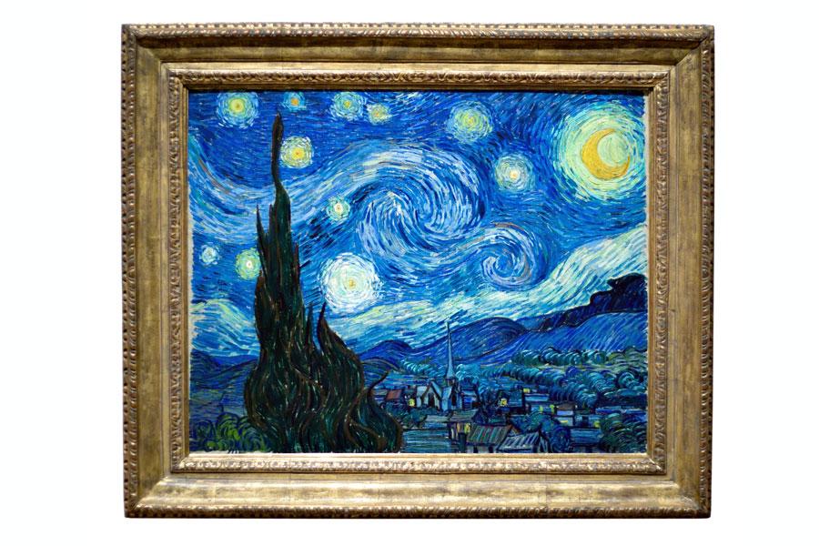 Cómo apreciar una pintura de Vincent Van Gogh