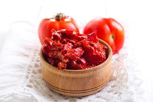 Cómo preparar tomates secos
