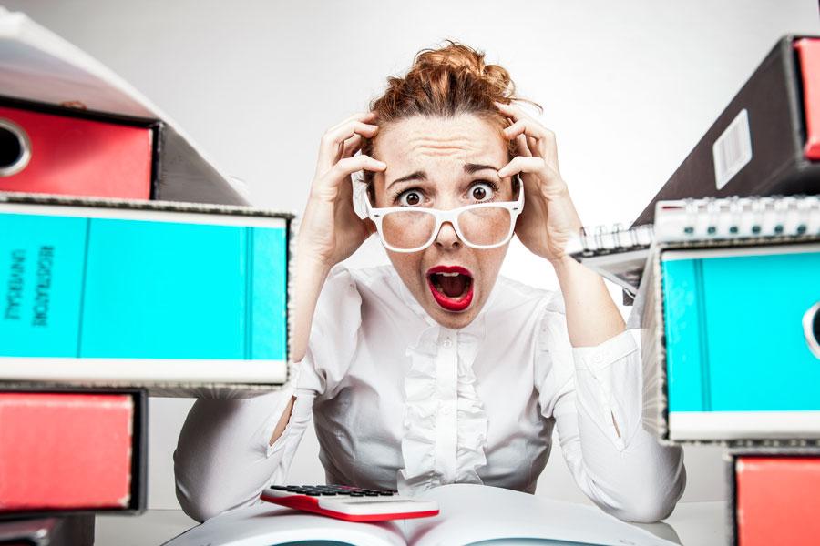 Cómo disminuir el estrés en la oficina