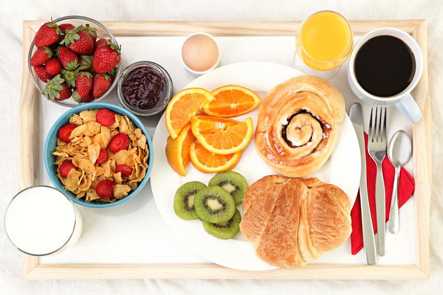 Cómo preparar desayunos sanos y diferentes