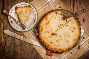 Cómo preparar empanada de atún española