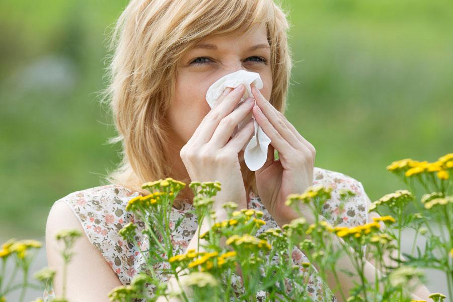 Simples consejos para aliviar la alergia