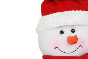 Cómo hacer un muñeco de nieve sin nieve