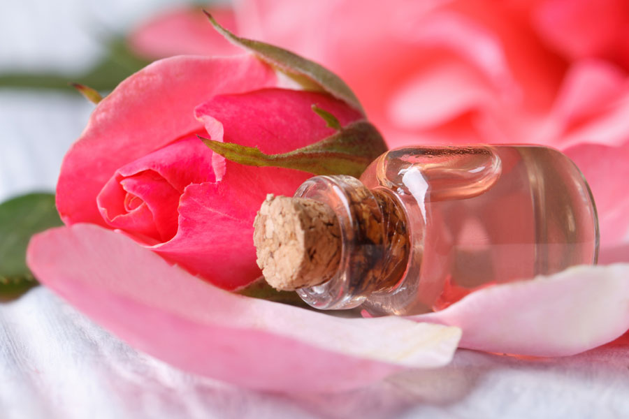 Cómo hacer Agua de Rosas
