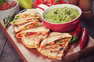 Receta para hacer quesadillas. Ingredientes y preparación de las quesadillas. Trucos y secretos para hacer las mejores quesadillas